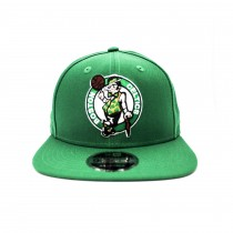 Boné New Era 9Fifty Original Fit Aba Reta Ajustavel Nba Boston Celtics