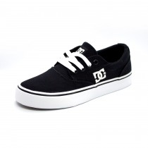 Tênis DC Shoes New Flash 2 TX Black/White