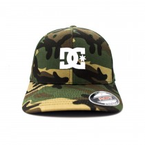 Boné DC Shoes Cap Star Camo