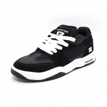 Tênis DC Shoes Maswell Black/White