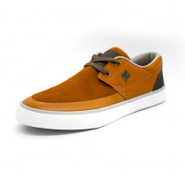 Tênis DC Shoes Wes Kremer 2 S Brown Brown Green