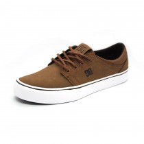 Tênis DC Shoes Trase SE Brown
