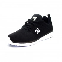 Tênis DC Shoes Heathrow Black/White