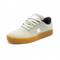Tênis DC Shoes Crisis TX LA Grey/Gum