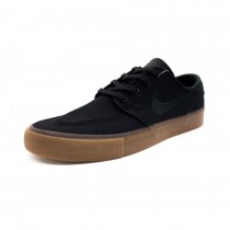 Tênis Nike SB Stefan Janoski CNVS RM Black/Black-Gum Light Brown