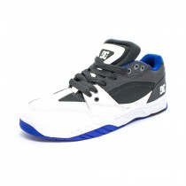 Tênis DC Shoes Maswell Black/White/Blue