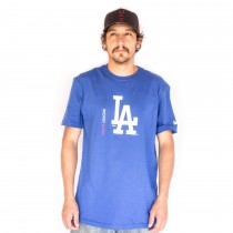 Camiseta New Era Los Angeles Dodgers Under Dance Azul