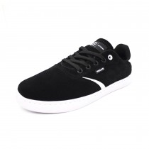 Tênis Hocks Trip Skate Black/White