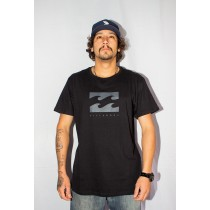 Camiseta Billabong Originals Secret Preto