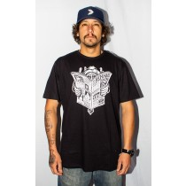 Camiseta Element Timber News Man Preto