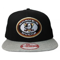 Boné New Era Anaheim Ducks Jersey Team