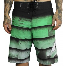 Boardshort Rusty Coastal Green