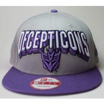 Boné New Era Transformers Decepticons