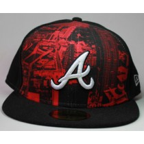 Boné New Era Atlanta Braves