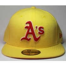 Boné New Era Oakland Athletics